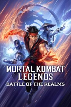 Mortal Kombat Legends: Battle of the Realms-watch