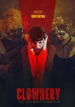 Clownery-watch
