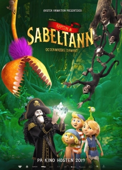 Captain Sabertooth and the Magical Diamond-watch